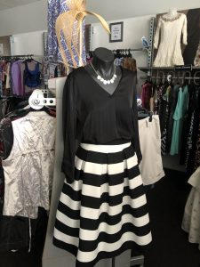 Feilding Shop Dress