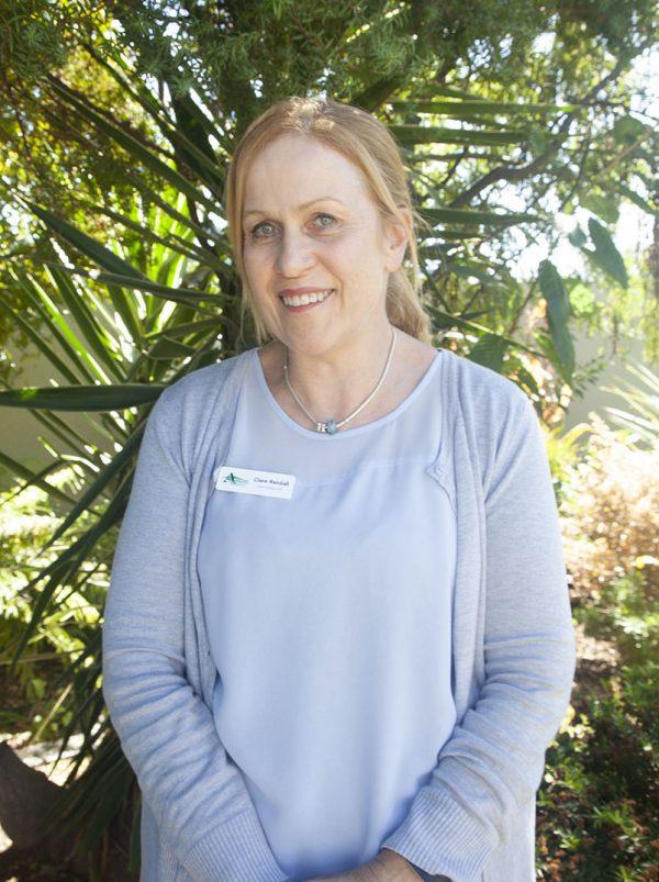 Clare Randall