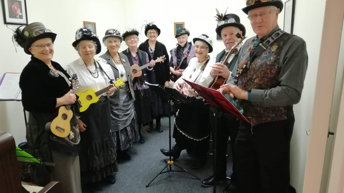 Strumpettes Band